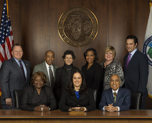 2015 Board Of Commissioners